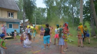 Первый фестиваль художественного творчества «Краски Угры»