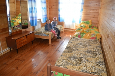 Мини-гостиница агроусадьбы У Родника