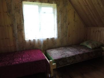 Спальня четырёхместная, второй этаж